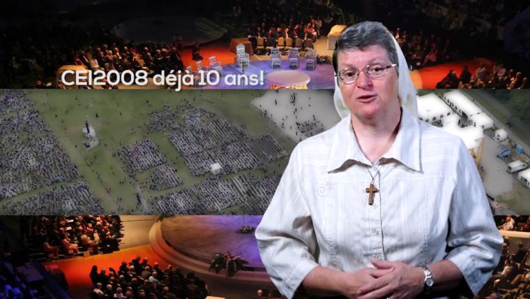 22 -23 juin 2018, le CEI 2008 10 ans déjà !