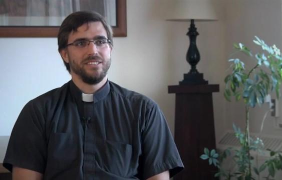 Devenir prêtre aujourd'hui – Thomas Malenfant