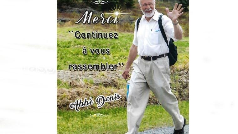 Clin d'œil – Hommage à l'abbé Denis Bélanger